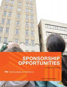TFA Sponsorship Brochure